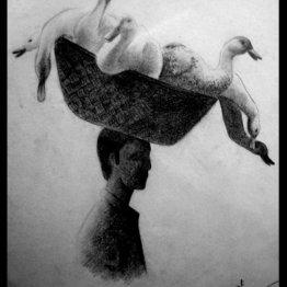 The_Duck_Seller_by_rubaiat